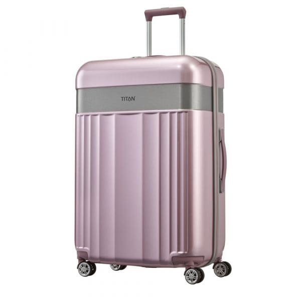 Titan Spotlight Flash 4-Rollen Trolley L 76 cm Wild Rose 1