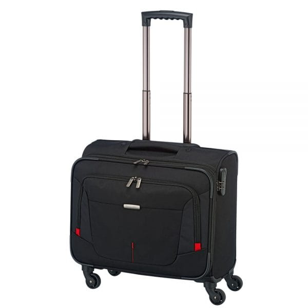 Travelite At Work Businesswheeler 43 cm Schwarz 1