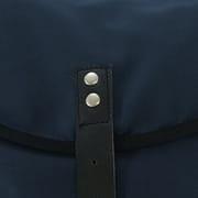 Ridgebake Navy & Black Leather