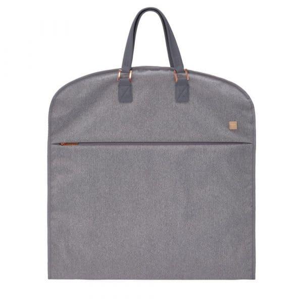 BARBARA & TITAN Kleidersack Grau  1