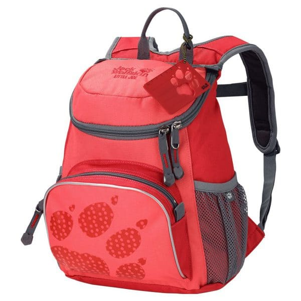 Jack Wolfskin Kindergartenrucksack Little Joe Grapefruit 1
