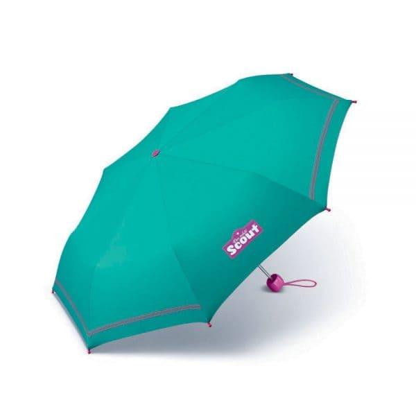 Scout Kinder Regenschirm Green