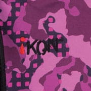 iKON Purple Camouflage