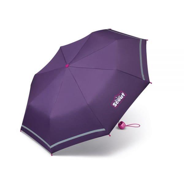 Scout Kinder Regenschirm Dark Lilac
