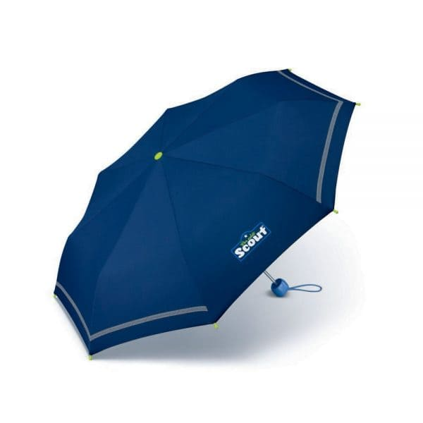 Scout Kinder Regenschirm Blue