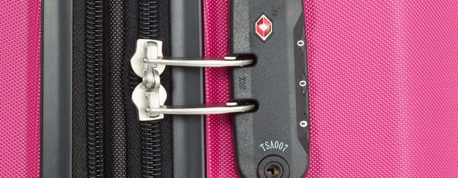 Koffer TSA Schloss