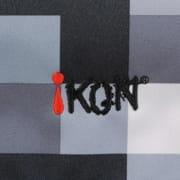 iKON Black & White Checks