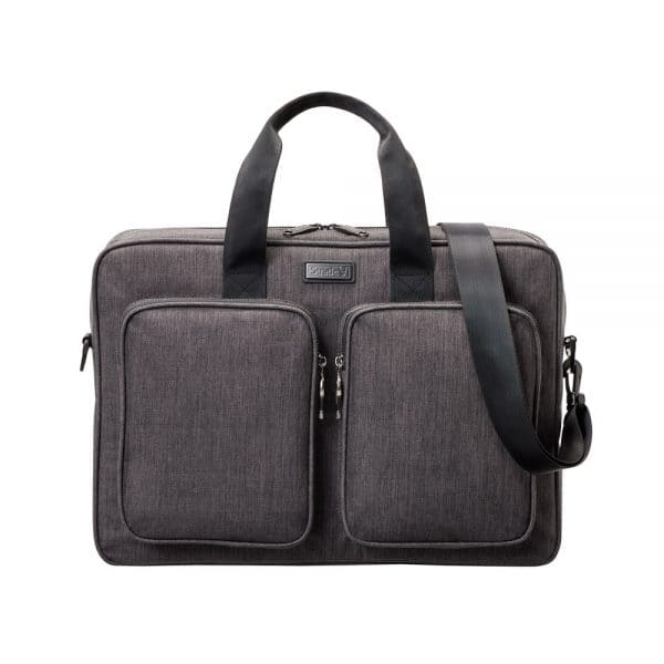 Stratic Lead Business-Tasche Anthrazit  1