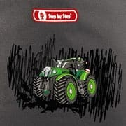 Step by Step Green Tractor