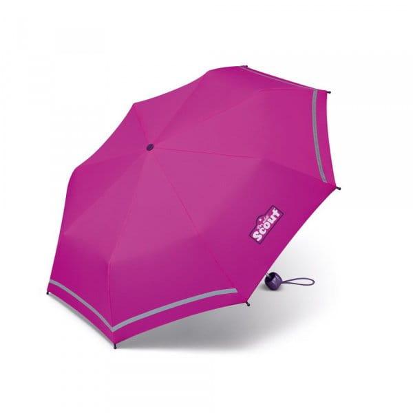 Scout Kinder Regenschirm Pink II